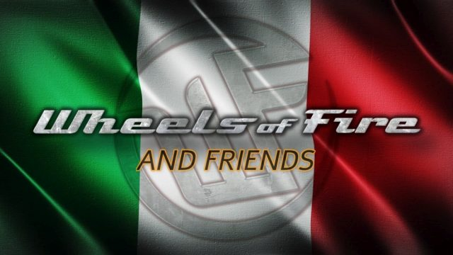 Wheels Of Fire And Friends