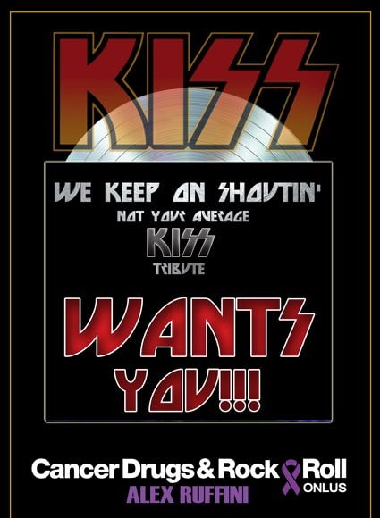 We Keep On Shoutin-Not Your Average Kiss Tribute