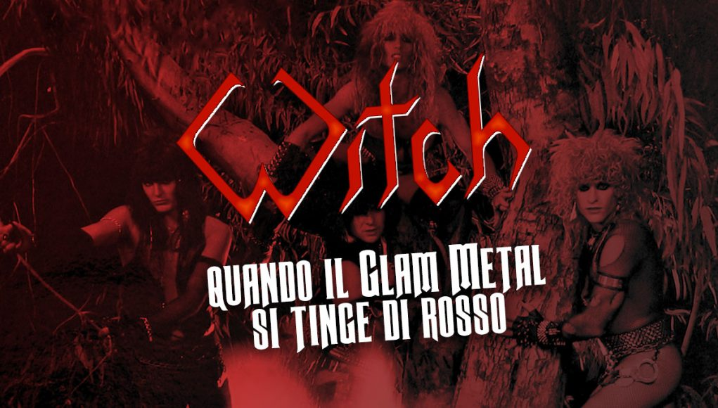 Witch Glam Metal