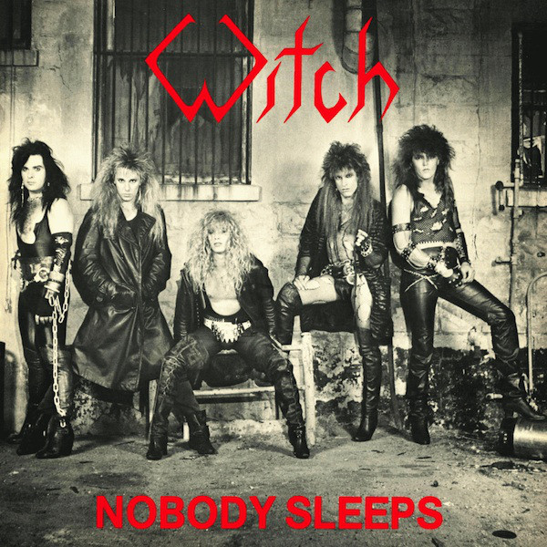 Witch - Nobody Sleeps