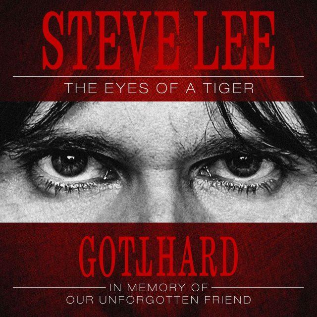 Gotthard: brani inediti per Steve Lee