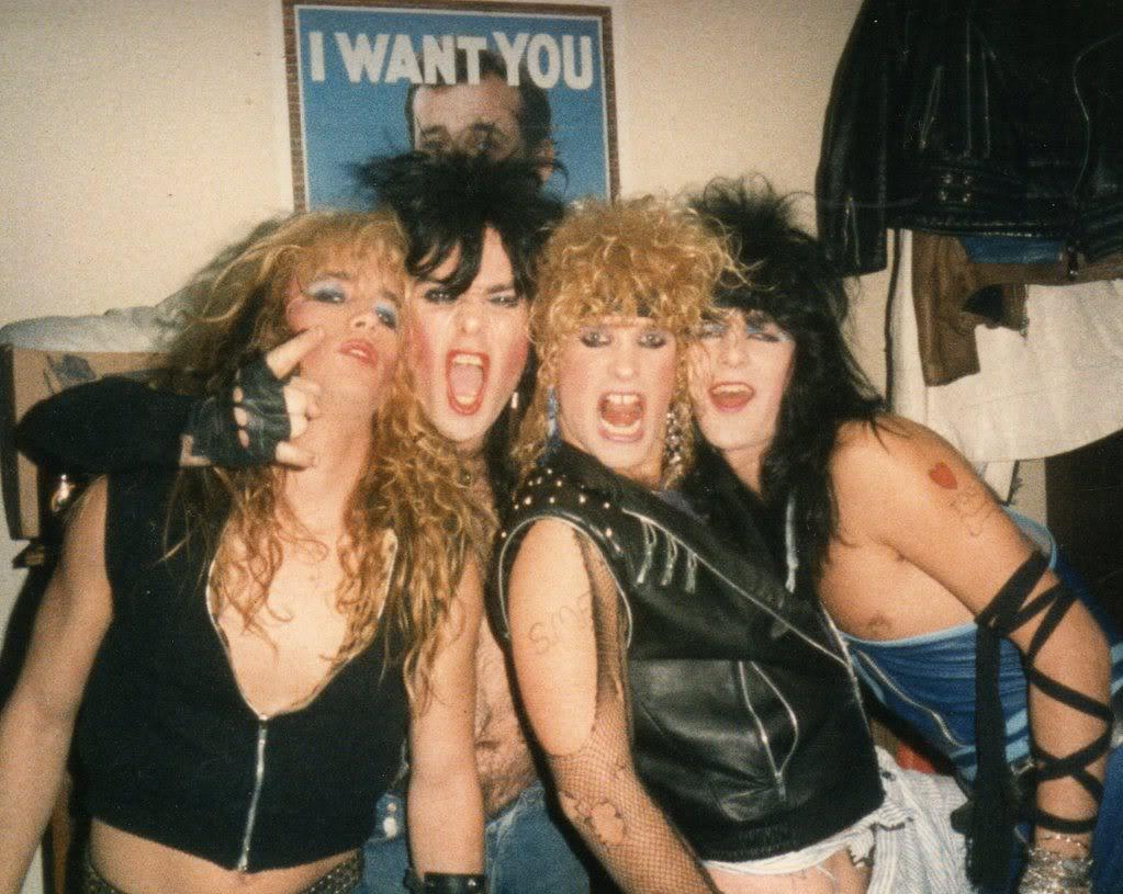 WITCH 1985