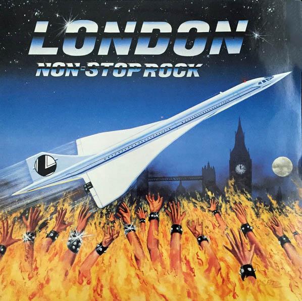 London - Non Stop Rock