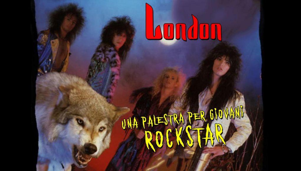 London: una palestra per giovani rockstar