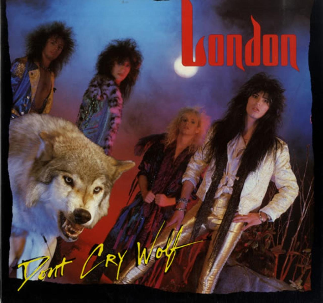London don't cry wolf