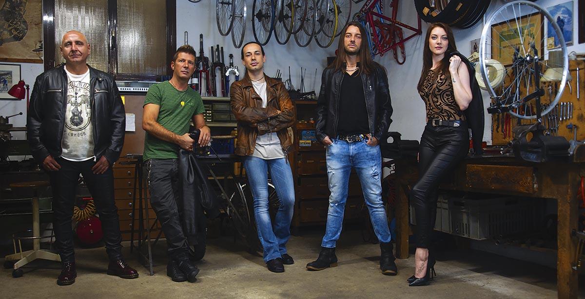 Alberto Sonzogni band