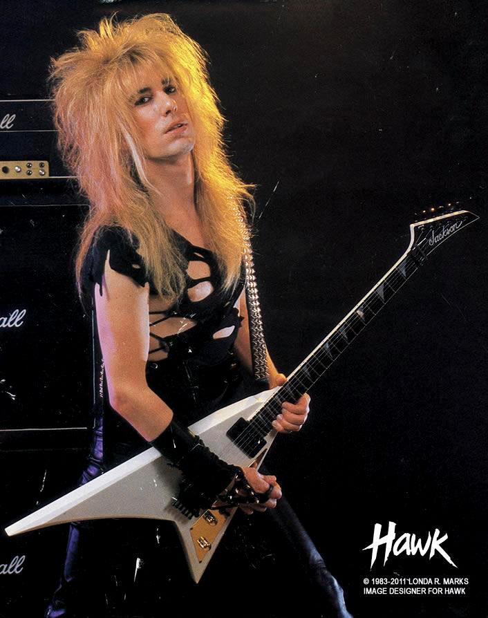 Hawk Doug Marks