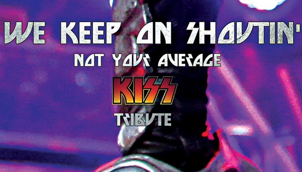 Not Your Average KISS Tribute